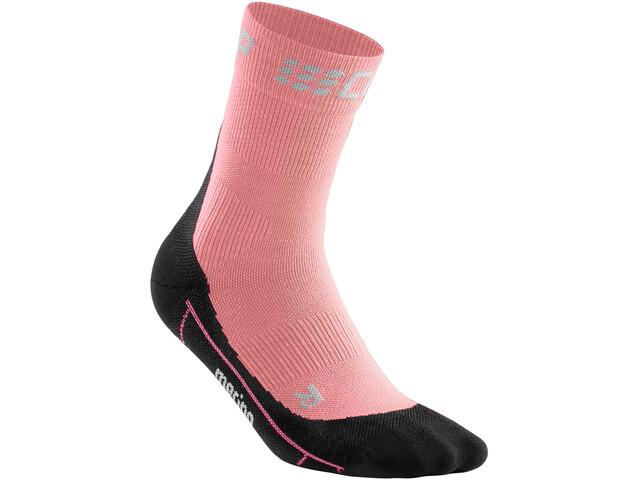 cep Winter Calcetines cortos Mujer, rosa
